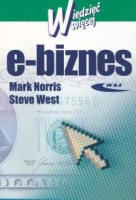 "<small>Mark Norris, Steve West</small><br><span style=""color: #800000;""> e-biznes</span>"